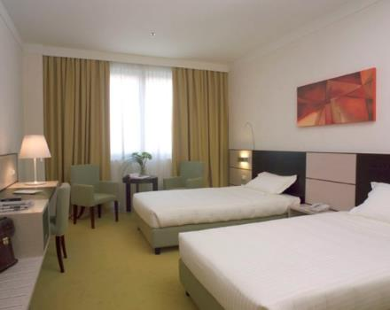 Book/reserve a room in Cornaredo, stay at the Best Western Hotel Le Favaglie