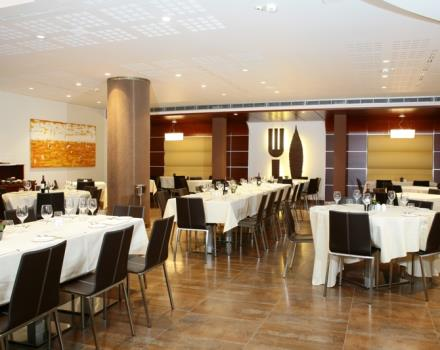 Looking for a hotel in Cornaredo with a great restaurant? Book at the Best Western Hotel Le Favaglie