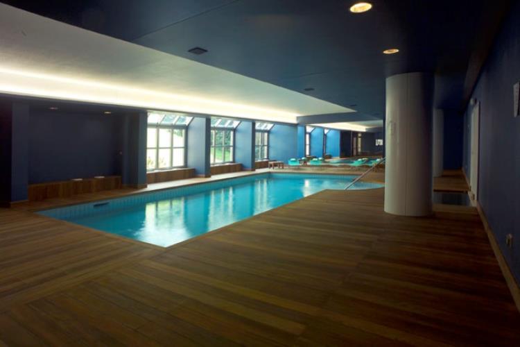 Hotel con piscina e area benessere bw plus hotel le - Piscina di cornaredo ...