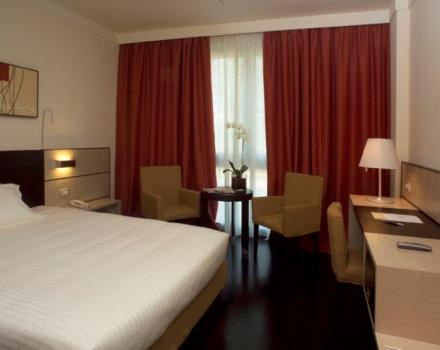 Visit Cornaredo and stay at the Best Western Hotel Le Favaglie