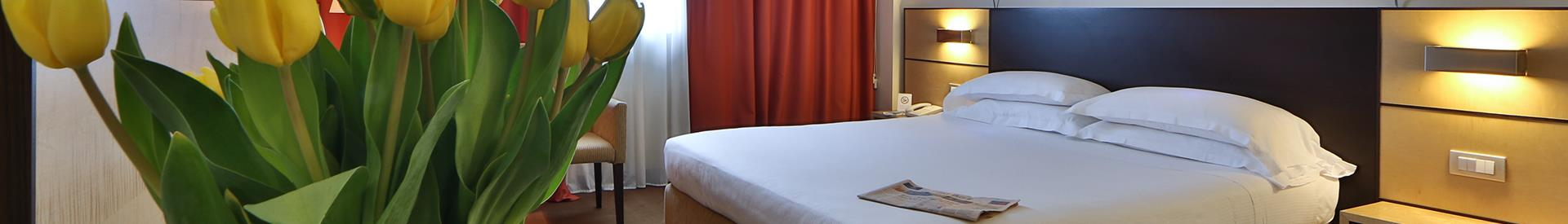 4 star  hotel room in Cornaredo (MI)