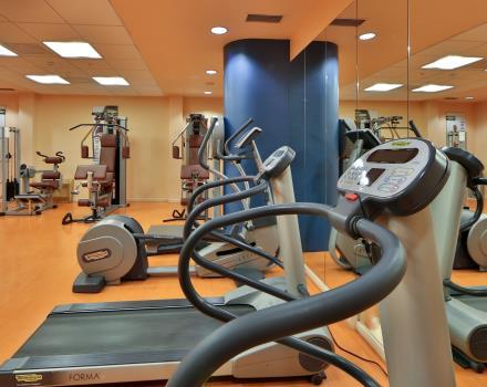 Hotel con area benessere cornaredo for Centro fitness